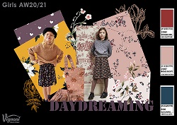 4 2 DAYDREAMING Girls Trend AW20 21 SMALL