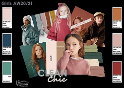 6 2 CLEAN CHIC Girls Trend AW20 21 SMALL